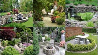 Сад и двор дома Стильное оформление участка