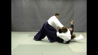 Futari gake jiyuwaza   Справочник техник айкидо   Aikido techniques reference