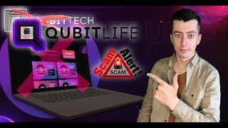Qubitlife Scam   КОГДА ВЫПЛАТЫ   Актуальные Новости   Qubit life Приехали, Что Дальше