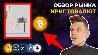Обзор рынка криптовалют.Что с биткоином? Какие альткоины купить сейчас?
