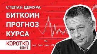 Демура — биткоин прогноз XBT USD Степан Демура криптовалюта биткоин прогноз сегодня трейдинг крипто